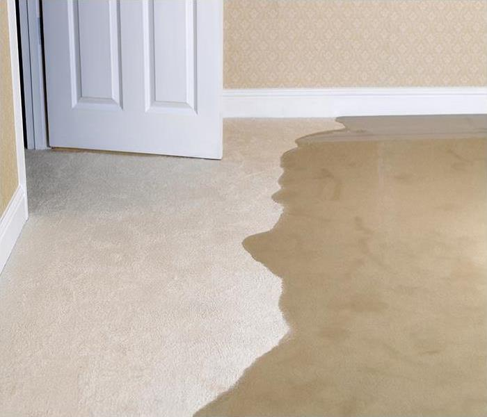 Water Damage Water Removal In Tallassee