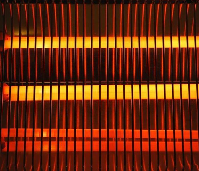 Fire Damage Proper Use of Space Heaters to Avoid Fire in Your Millbrook Home
