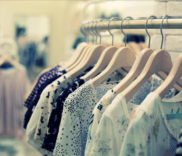 Commercial Combating Odors After Water Removal from Your Prattville Clothing Boutique