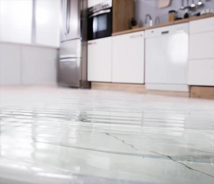 Water Damage Appliances can Leave Flood Damage in Your Tallassee Residence