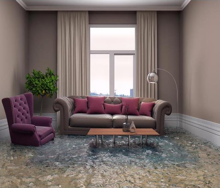 Why SERVPRO Call Our Specialists Immediately After A Flood Has Damaged Your Home In Prattville